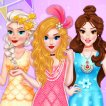 Play Princess Dazzling Dress Design Game Online