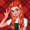 Play Princesses Tartan Love Game Online