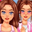 Girl game Fashionista Daily Routine