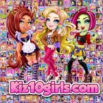 All Girl Games in One App