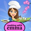 Game Sushi Rolls - Cooking With Emma