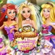 rapunzel-wedding-party