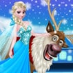 rudolph-and-elsa-in-the-frozen-forest