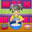 Game  Cooking Lemon Cheese Cake