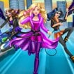 Barbie Spy Squad Dress Up
