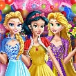 Game Princess Birthday Party