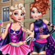 Game Superhero Spring Princess Dress Up