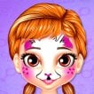little-princess-anna-face-painting