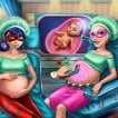 Game Hero BFFs Pregnant Check up