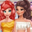 Princesses BFFs Selfies