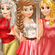 Princesses Party Marathon
