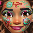 Game Exotic Princess Makeup
