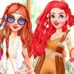 Game Redheads Boho Hairstyles