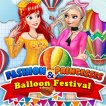 Game Fashion Princesses & Balloon Festival