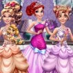Game Princesses Homecoming Party