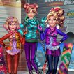 Game Princesses Winter Holiday