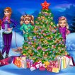 Game Princesses Christmas Tree