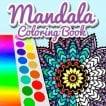 Game Mandala Coloring Book
