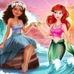 Game Ocean Princesses Party Time