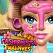 Game Fashionista Maldives Real Makeover