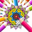 Game Mandala Coloring Book II